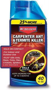 bioadvanced termite killer
