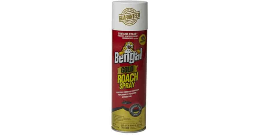 BENGAL CHEMICAL Gold Roach Spray