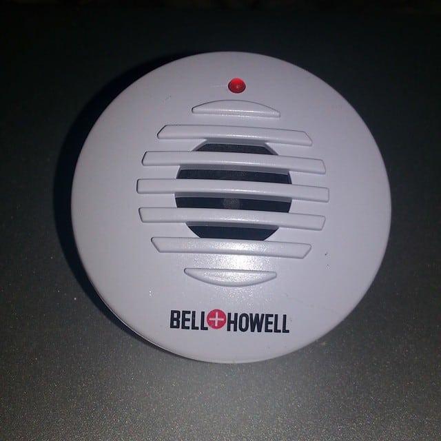 bell&howell ultrasonic repeller
