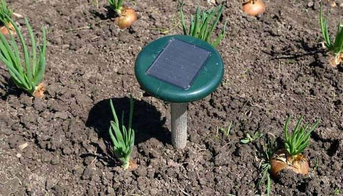 best solar ultrasonic pest repeller
