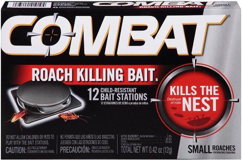 combat roach killer bait