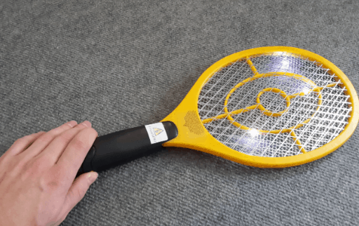 electric fly racket