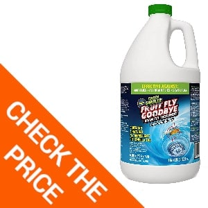 Green Gobbler Fruit Fly Goodbye Gel Drain Treatment: Keep'em Unborn