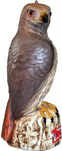 hawk chipmunk repeller