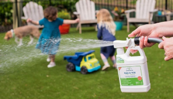 Best Tick Spray for Yard: What to Choose and How to Use
