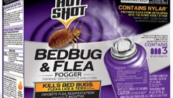 Comprehensive Hot Shot Bed Bug Fogger Review: Is It Effective Enough?