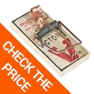 Victor M154 Metal Pedal Mouse Trap