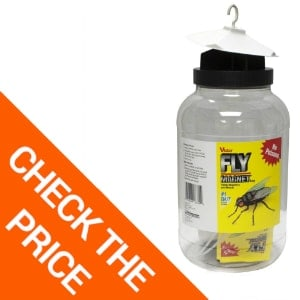 Victor M380 Fly Magnet Reusable Trap with Bait: The Best Fly Trap for Long Usage